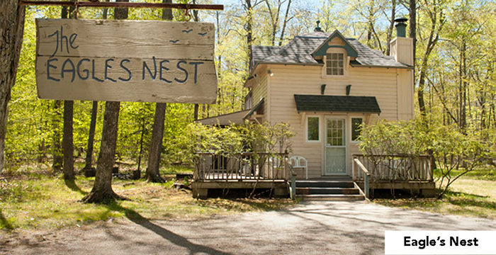West Ridge and Eagle's Nest Vacation Homes